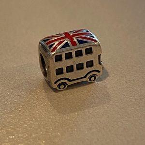 Pandora British Double Decker Bus